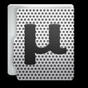 Metal, Utorrent Icon