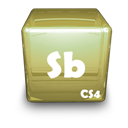 Adobe, Cs, Sb Icon