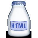 Fyle, Html, Type Icon