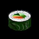 Maki, Salada Icon