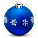Flakes, Ornament, Snow, With Icon
