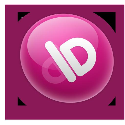 Cs, Indesign Icon