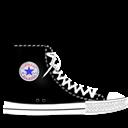 Black, Converse Icon