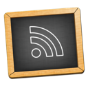Black, Blackboard, Feed, Icon Icon