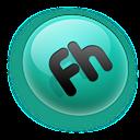 Cs, Freehand Icon