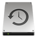 Machine, Time Icon