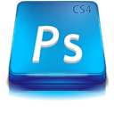 Adobe, Cs, Photoshop Icon