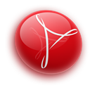 Acrobat, Cs, Reader Icon