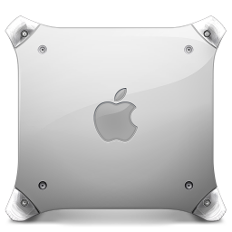g, Powermac, Quicksilver Icon