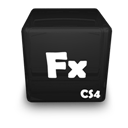 Adobe, Cs, Fx Icon