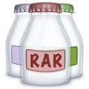 Fyle, Rar, Type Icon