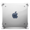 g, Graphite, Powermac Icon