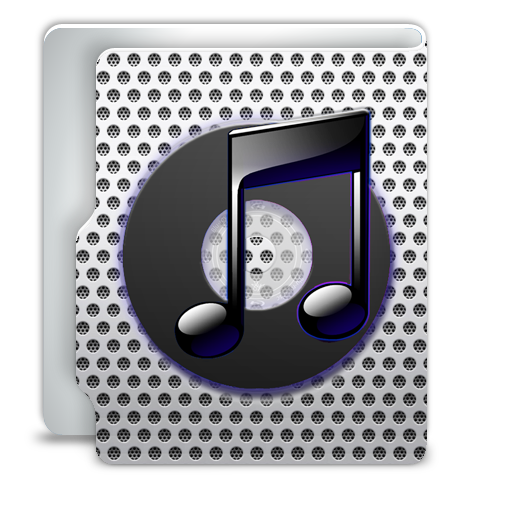 Itunes, Metal Icon