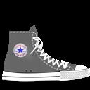 Converse, Grey Icon