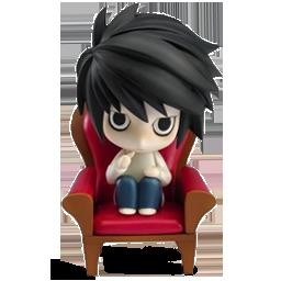 l, Sit Icon