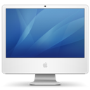 Imac, Inch, Isight, With Icon