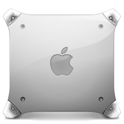 g, Mac, Power, Quicksilver Icon