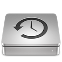 Aluport, Machine, Time Icon