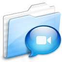 Chat, Logs Icon