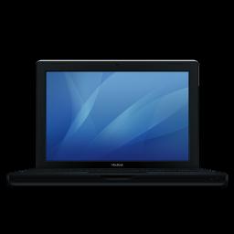 Black, Macbook Icon