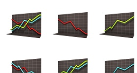 The Graphs Icons