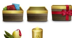Christmas 2 Icons
