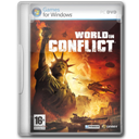 Conflict, Of, World Icon