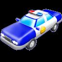 Car, Police Icon