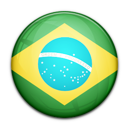 Brazil, Flag, Of Icon