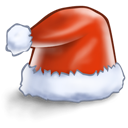 Hat, Santa Icon