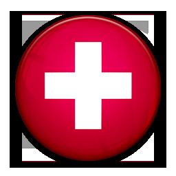 Flag, Of, Switzerland Icon