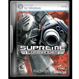 Commander, Supreme Icon