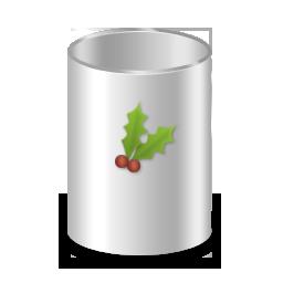 Bin, Empty, Recycle Icon