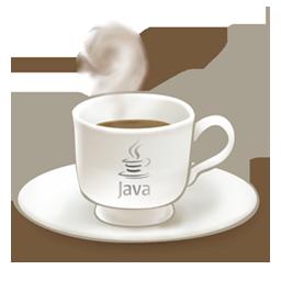 Coffe, Java Icon