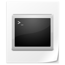 Command, File Icon
