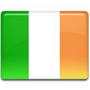 Flag, Ireland Icon