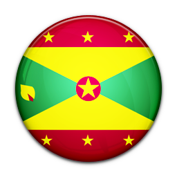 Flag, Grenada, Of Icon