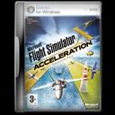 Acceleration, Flight, Simulator Icon