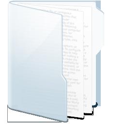 Documents, Light Icon