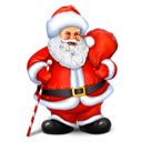 Santa Icon