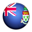 Cayman, Flag, Islands, Of Icon