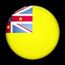 Flag, Niue, Of Icon