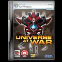At, Universe, War Icon