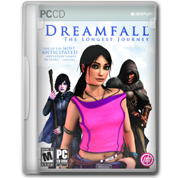 Dreamfall Icon