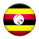 Flag, Of, Uganda Icon