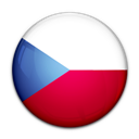 Czech, Flag, Of, Republic Icon