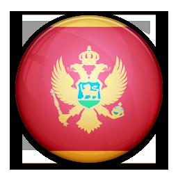 Flag, Montenegro, Of Icon