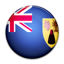 And, Caicos, Flag, Islands, Of, Turks Icon