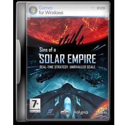 a, Empire, Of, Sins, Solar Icon