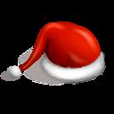 Cap, Santa Icon